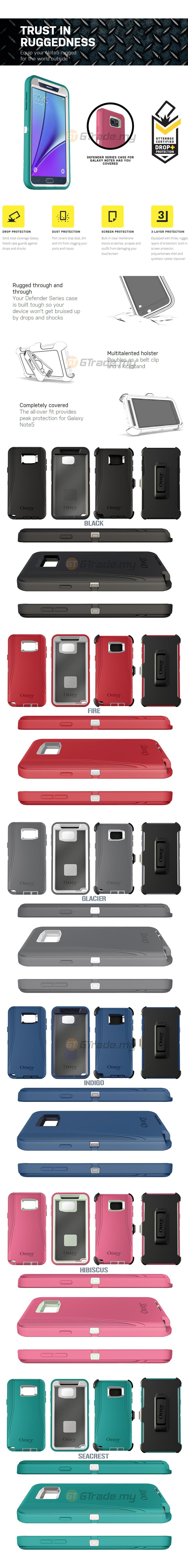 otterbox-defender-drop-scrape-protect-belt-clip-holster-stand-case-samsung-galaxy-note-5-p