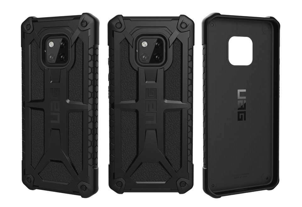 sports shoes 52d5c 7ab6b UAG Urban Armor Gear Monarch Case | Huawei Mate 20 PRO - Black *Free ...