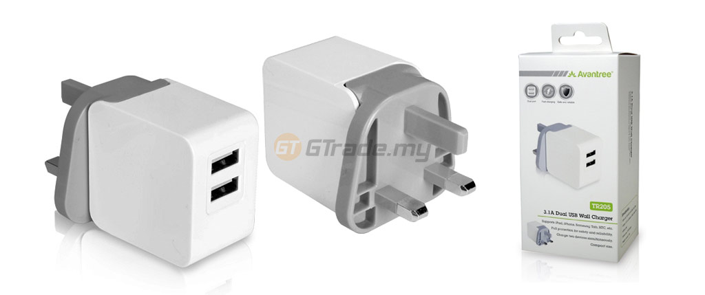 avantree-dual-usb-wall-travel-charger-adapter-3.1a-tr205