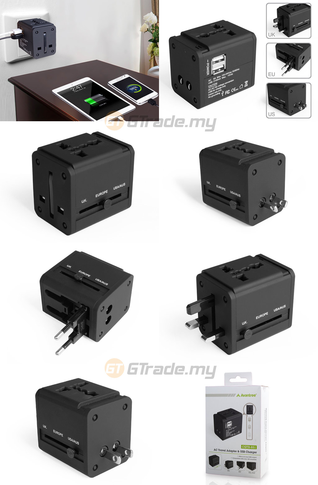 avantree-universal-ac-travel-plug-adapter-usb-charger-2.1a-tr851-p