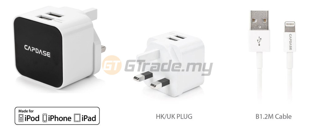capdase-dual-usb-power-charger-adapter-lightning-1.2-meter-cable-cube-k2