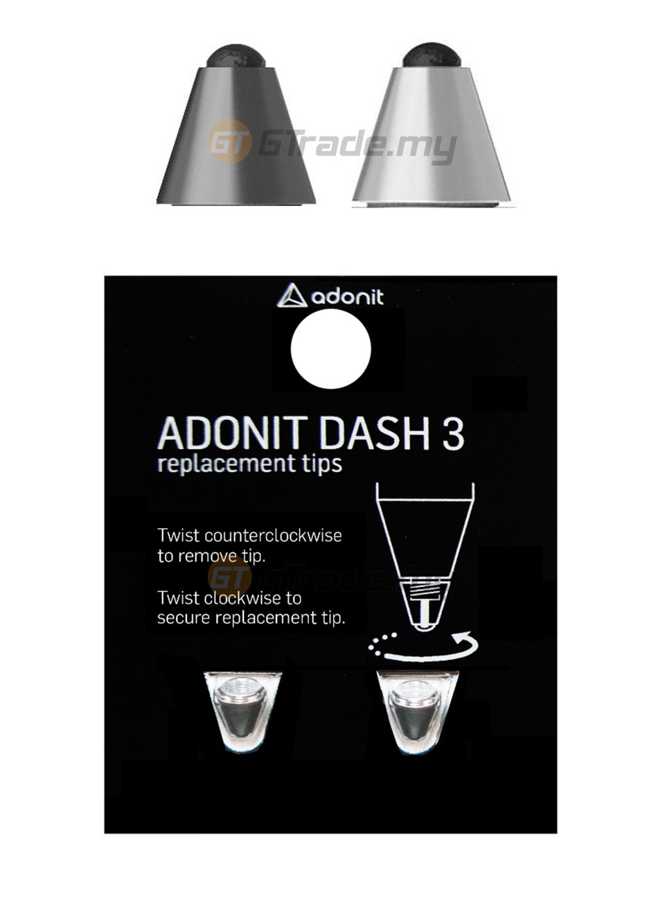 Adonit Replacement Tip For Jot Dash End 6 16 2020 6 00 Pm