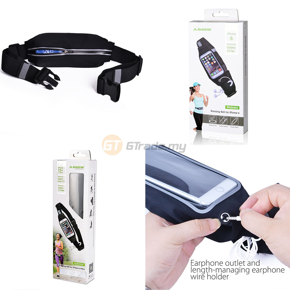 Avantree Sports Waist Bag Running Be End 6 18 2020 4 33 Pm