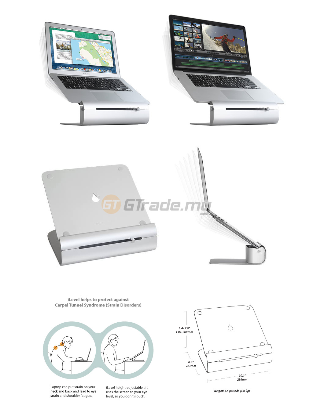 raindesign-ilevel2-laptop-notebook-stand-macbook-air-pro-asus-dell-lenovo-acer-hp-fujitsu-p
